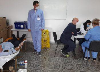 крводарителна акција во СВР Тетово